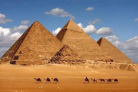 Rolling Around Cairo, Egypt: A Wheelchair Travel Guide | Accessible Tourism | Scoop.it