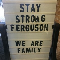 Ferguson Library Provides Calm Refuge for a Torn Community   Beyond the Stacks   Scoop.it