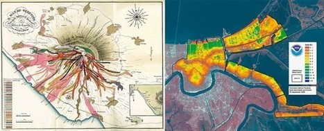 Making Connections Between the World's Newest and Oldest Maps | Maps | Scoop.it
