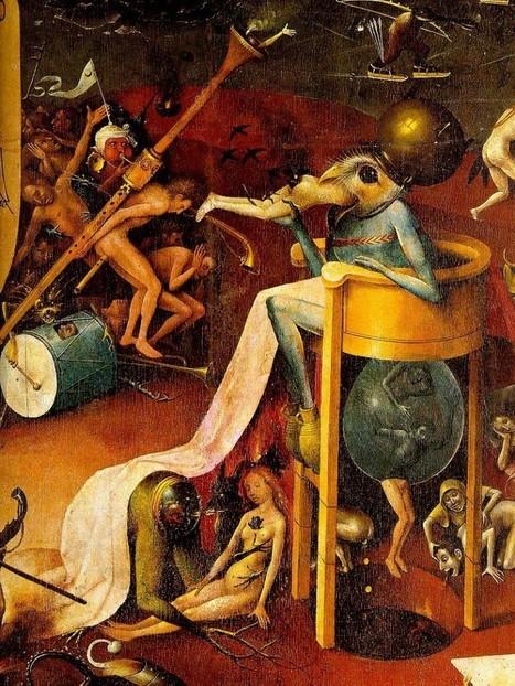 Hieronymus Bosch – Surreal Before Surrealism | Kunst & Cultuur in de klas | Scoop.it