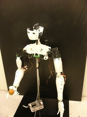 Open source 3-D printed robot extends hand to DIY fans | ZeitNews | Heron | Scoop.it