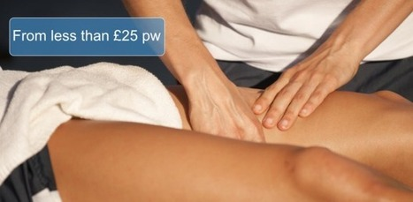 Fitness, Health and Sports Massage | cmsfitnesscourses | Scoop.it