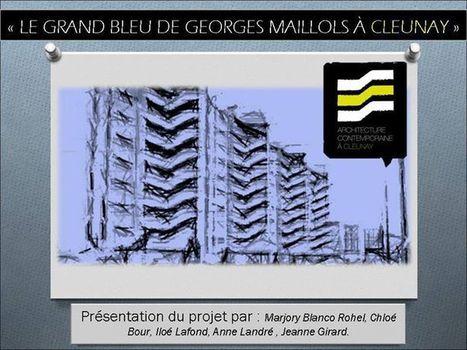 Les Amis du Patrimoine Rennais célèbrent Georges Maillols (1913-1998). | Les Amis du Patrimoine Rennais | Scoop.it