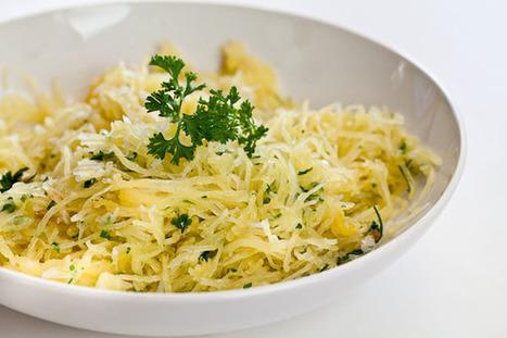 Spaghetti Squash | pasta | Scoop.it