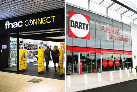 La Fnac sur le point d'obtenir l'intégralité du capital de Darty   Retail Intelligence®   Scoop.it