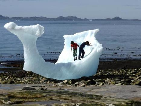 Polar sea ice the size of India vanishes in record heat | Sustain Our Earth | Scoop.it