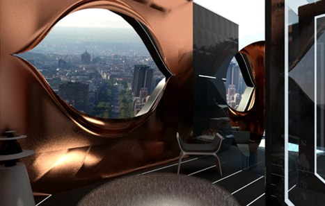 Influencia - Innovations - ITH Xperience Room : bienvenue dans l'hôtel du futur ! | Travel , startup, hospitality | Scoop.it