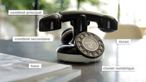 NeoRetro, le téléphone intemporel #design | Le Zinc de Co | Scoop.it