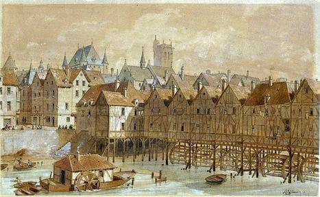 Voyage dans le Paris médiéval aux Archives nationales   Merveilles - Marvels   Scoop.it