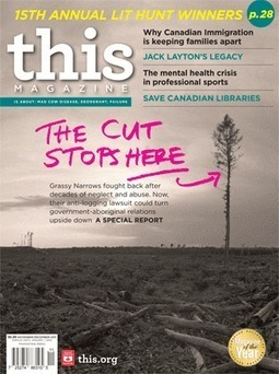 Great Canadian Non-fiction Literary Hunt - This Magazine | Literary Nonfiction | Scoop.it