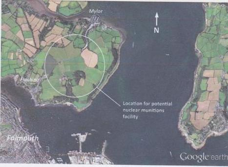 Nuclear warhead facility could be built near Falmouth | Referendum 2014 | Scoop.it