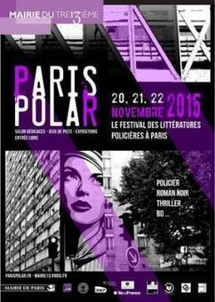 Festival Paris Polar 2015 - Sortiraparis | Blog du polar de Velda | Scoop.it