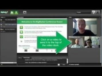 BigMarker. Visio conference et travail collaboratif. | Solutions locales | Scoop.it
