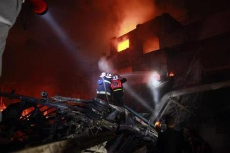 Israel-Gaza conflict flareup | Photojournalism - Articles and videos | Scoop.it