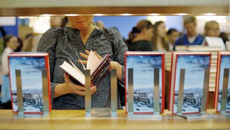 從2015年法蘭克福書展解讀全球出版五大趨勢   Library Watch 台灣與大陸即時新聞   Scoop.it
