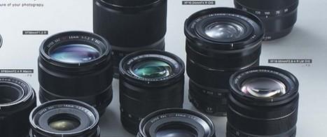 Fujifilm, pronte due nuove ottiche per le Mirrorless della serie X - Videofotocamere.com (Blog) | Web site photo Fujifilm camera | Scoop.it