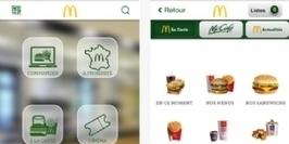 McDonald's déploie son service de commande en ligne | Stratégies et actions marketing à l'international | Scoop.it