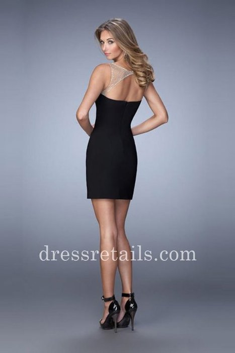 La Femme 22021 sweetheart short black cocktail dresses online [La Femme 22021] - $165.00 : Prom Dresses | Dresses From dressretails.com | Dresses for girls | Scoop.it