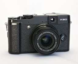 Feed your creativity with the Fujifilm X20 compact camera - TechHive | Fujifilm X20 | Scoop.it