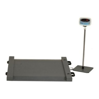 Brecknell DS1000 Floor Scale 1,000 x 0.5 lb 500 x 0.2 kg | Cheap Industrial And Commercial Scales | Scoop.it