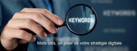 Mots clés, un pilier de votre stratégie digitale - Jacques Tang | Au fil du Web | Scoop.it