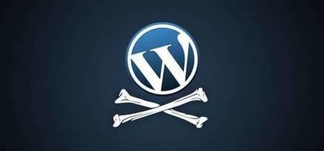 Wordpress: une grosse faille découverte, faites vite la mise à jour   Freewares   Scoop.it