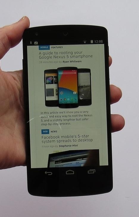 Google Nexus 5 review | Educational Technology - Yeshiva Edition | Scoop.it
