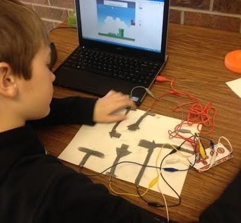 Our Makerspace: Inquiry & Challenges in Coding, Music & Mathematics | Technology in Today's Classroom | Scoop.it