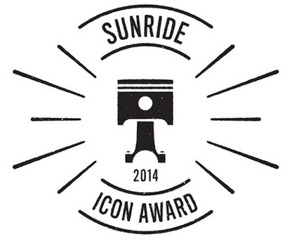 Sunride Icon Award | Cafe Racers | Scoop.it