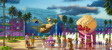 Disney's Art of Animation Resort | Walt Disney World Resort | Machinimania | Scoop.it