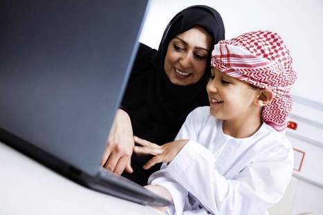 Arabic domains key to expanding language's online presence | The National | the importance of languages in SMM | Scoop.it