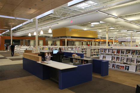 Walmart closes, Community builds a giant library   Library News   Scoop.it