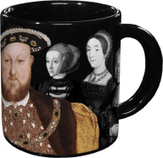Henry VIII Disappearing Wives Mug | The End Times | Scoop.it
