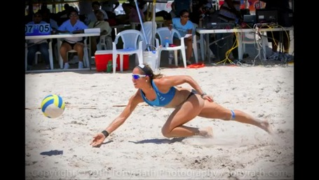 2011 CA Beach Volleyball Championship - Belize in Motion | Belize in Social Media | Scoop.it