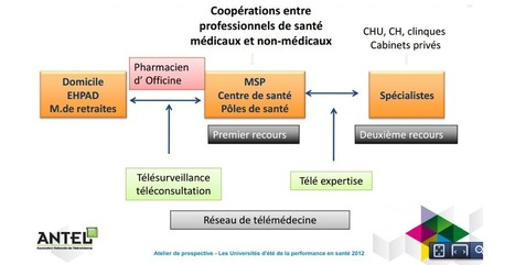 Enjeux de la télémédecine : LA solution ou UNE solution ? | Health cyril | Scoop.it
