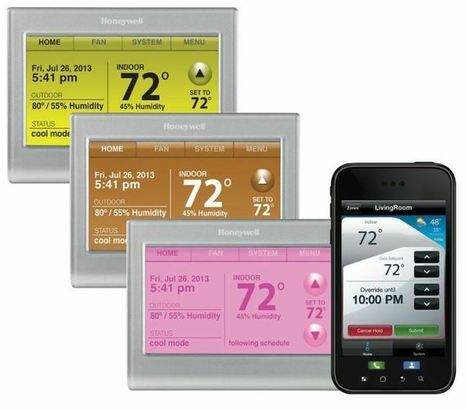 The battle over the smart connected thermostat rages on | Divers infos | Scoop.it