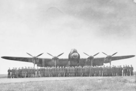 Bomber Command veterans return to the skies | 460 Squadron - Bomber Command: 1942-45 | Scoop.it