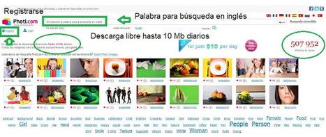 Contar con TIC: Photl.com: banco de imágenes gratuito.- | Estoy explorando | Scoop.it