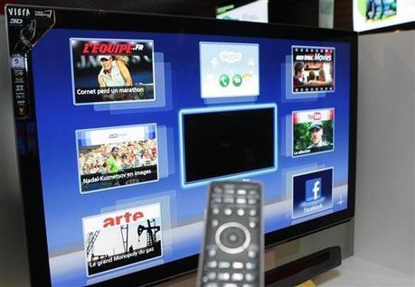 France-Monde | La télévision connectée met les pieds dans le paysage audiovisuel - L'Alsace | Education à l'image | Scoop.it