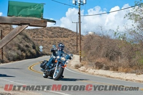 2013 Harley-Davidson Heritage Softail Classic (110th) Review | Ultimate MotorCycling | Harley Davidson jmc | Scoop.it