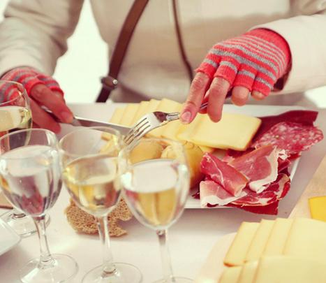 15 idées de raclettes originales - ELLE.be | Recettes de cuisine savoyarde | Scoop.it