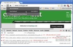 Shortcut to empty Chrome cache and hard reload | Veille, outils et ressources numériques | Scoop.it