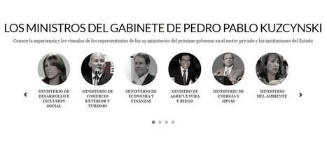 JUEGOS del PODER: Los 5 ministros con potenciales conflictos de interés que integran el #GabinetePPKb | La actualidad peruana vista desde el extranjero | Scoop.it