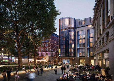 woods bagot plans hotel for leicester square, london - designboom | architecture & design magazine | Woods Bagot | Scoop.it