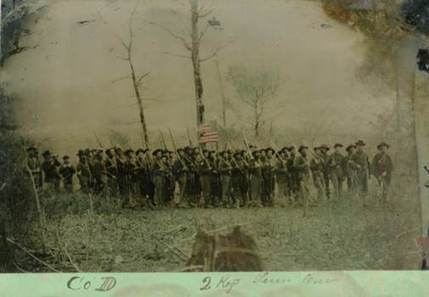 Tennessee State Library digitizing Knoxville residents' Civil War memorabilia | Tennessee Libraries | Scoop.it