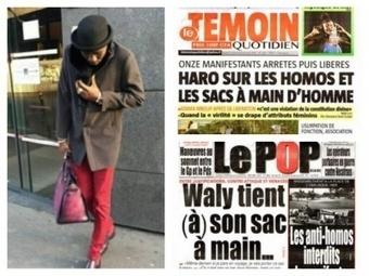 Sénégal : Un chanteur accusé d'être gay à cause d'un sac à main | Guide des rencontres : Gay Lesbienne Bisexuel homosexuel Asexuel | Scoop.it