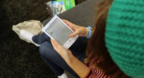 El zapping llega a los libros (electrónicos) | Formar lectores en un mundo visual | Scoop.it