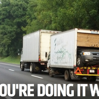 This Is How Not To Transport A Car | Social Network for Logistics & Transport | Scoop.it