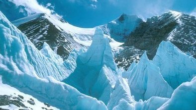 Himalayas still uphill for climate report - BBC News | Extreme Environments in the news | Scoop.it