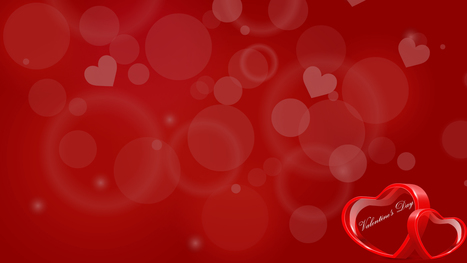 Valentines Day Heart PPT Backgrounds   PowerPoint Backgrounds   Scoop.it